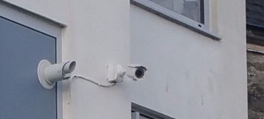 cctv camera installed in Truro