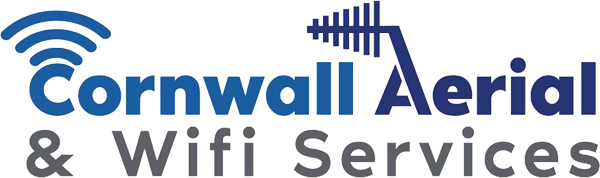 cornwall aerial and wifi services logo and link to google maps
